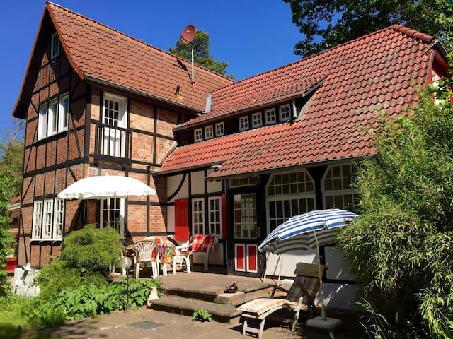 Zimmer am Waldrand i.d. Nordheide - Jesteburg - Casa