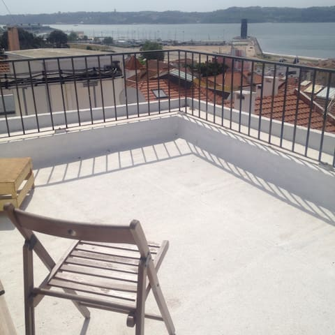 Ocean View - Cruz Quebrada - Flat