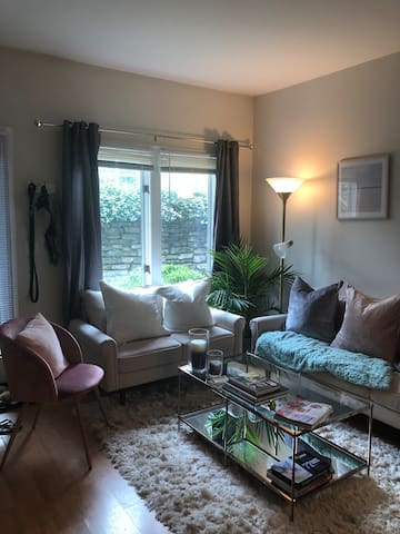 Charming West End Condo