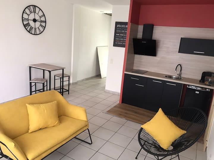 Centre Mont de Marsan appartement T2