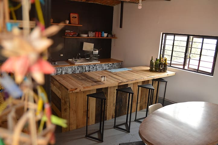 Cool & Comfy Loft- Check it Out! - Guadalajara - Loft-asunto