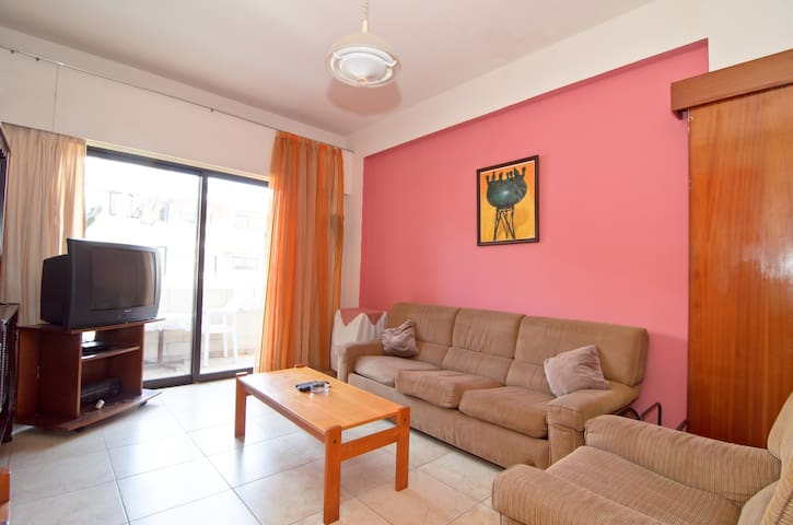 CITY CENTRE ONE BEDROOM APARTMENT - Larnaca - Departamento