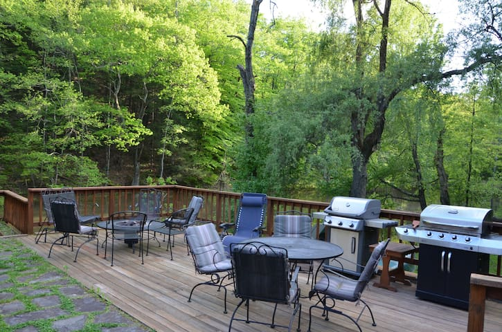 ESOPUS CREEK GETAWAY SAUGERTIES NY - Saugerties - Apartment