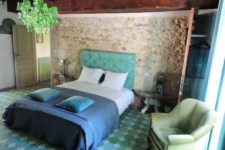 'La Ménagerie'~  chambre d'hôtes,B&B 'La Fauverie' - Châteauvieux - Bed & Breakfast