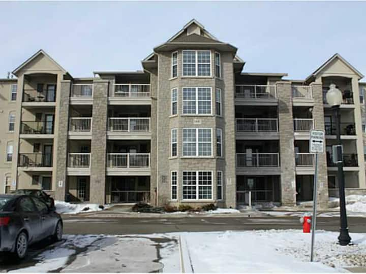 Burlington Ground Floor Condo