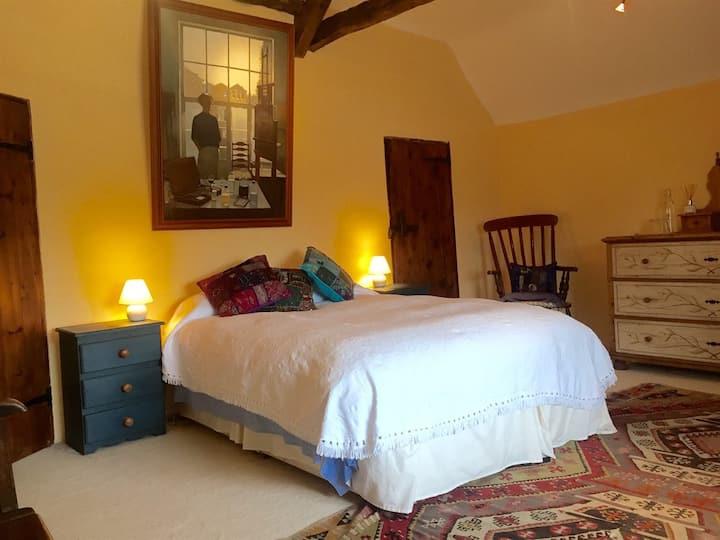 Bowhayes Farm - Room 1