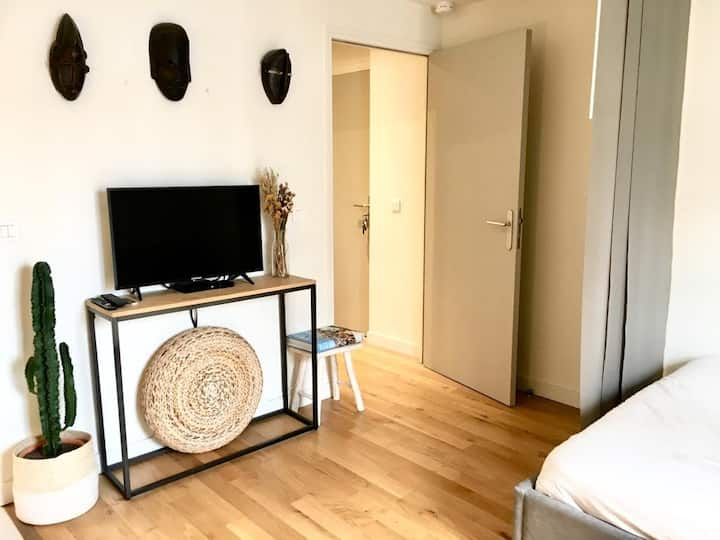 Beautiful Studio/Heart of Montorgueil/Paris 2nd