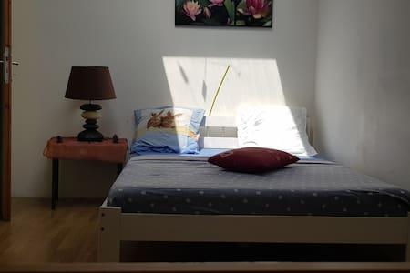 Chambres d'hôtes paisibles.