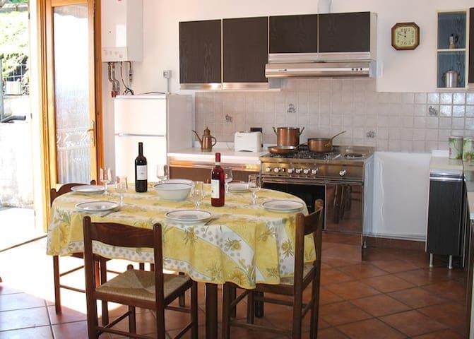 """""""Casa Mailinne"""" on Lago Maggiore - Baveno - Apartment"""