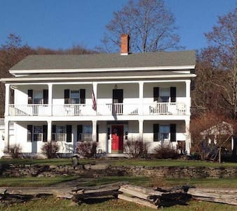 The Hann Homestead Inn - Andover