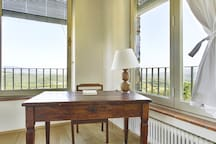 THE DOUBLE ROOM WITH PANORAMA...
