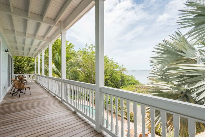 Roomy waterfront home w/ private pool, lanai, & deck - views from every window!