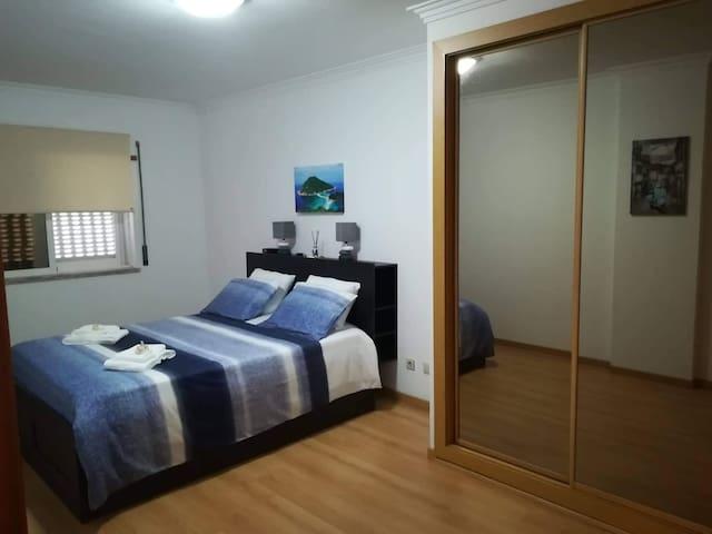 Private Master Bedroom w/ private Bathroom