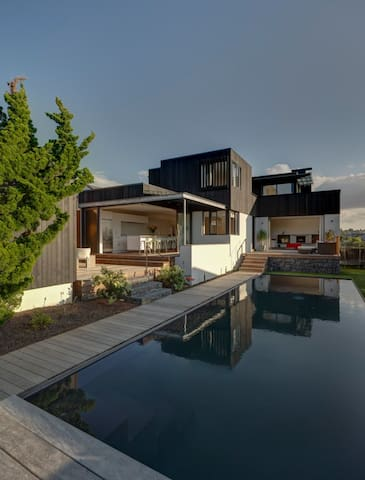 Family Home with Style - Auckland - House