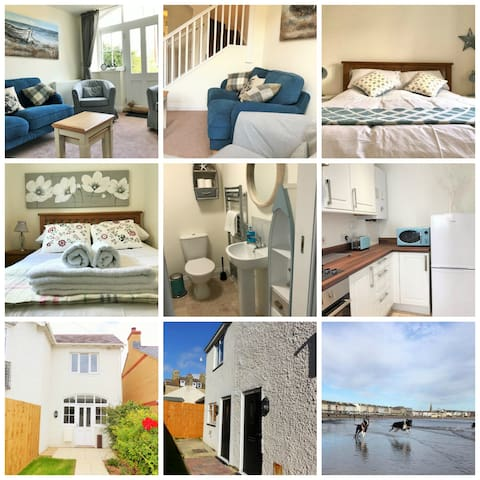 Mayfield, Weymouth: 2 dbl beds, 0.5 miles to beach