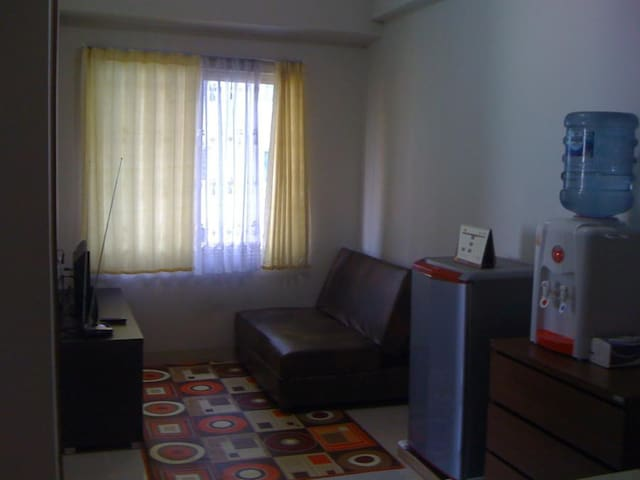 Pinewood Apt Jatinangor (2BR Fully Furnished)
