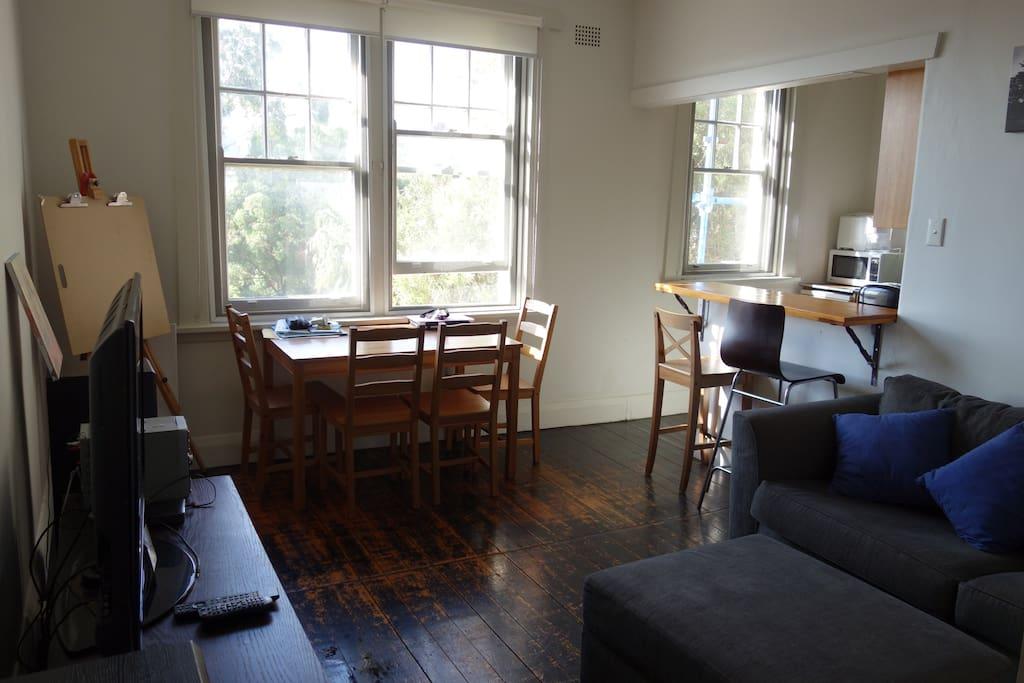 great apt in the heart of sydney wohnungen zur miete in darlinghurst new south wales australien. Black Bedroom Furniture Sets. Home Design Ideas