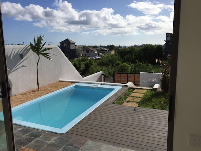 Villa Hideaway luxury 3 bedrooms 2 levels+terrace - Flic en Flac