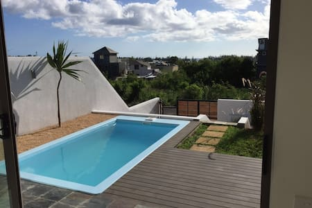 Villa Hideaway luxury 3 bedrooms 2 levels+terrace - フリックエンフラック