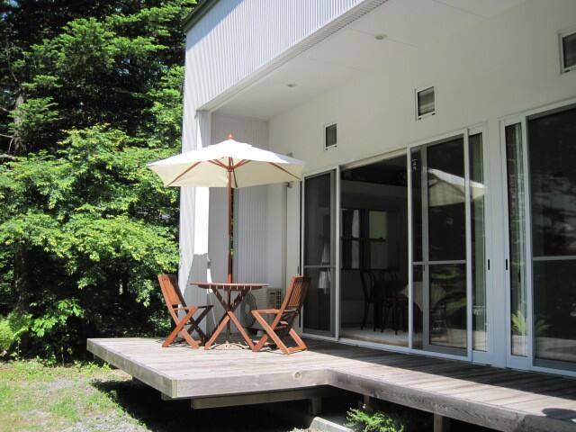 Resort style house in Karuizawa