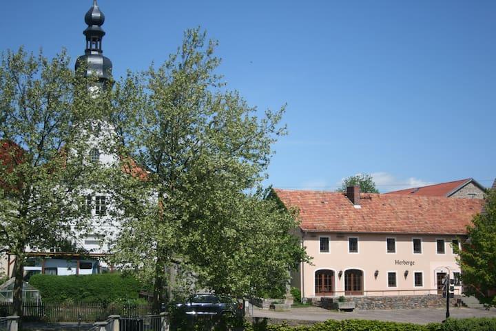 Herberge am Schloss - Nossen - Other