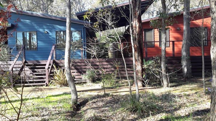 Cape Illawarra - Architect's Bliss! Bush/wine/surf
