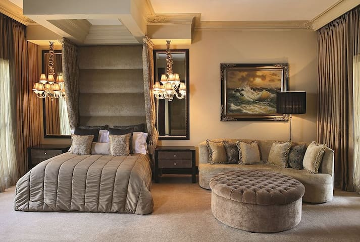 Villa Royale - Royal Suite - サントン - 別荘
