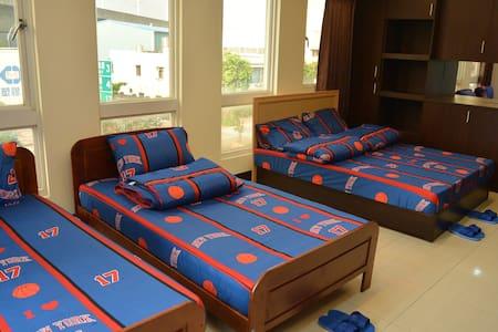 Taiwan Airport-桃園機場旅棧A302 (4人房) - Bed & Breakfast