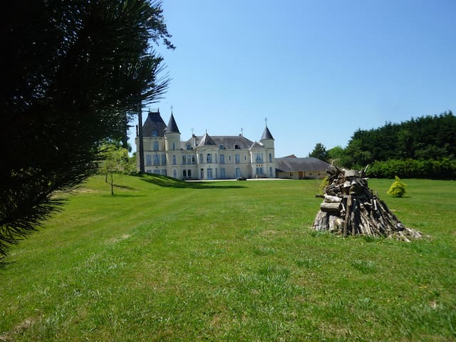 Ecodomaine des Gilats - Toucy - Slott