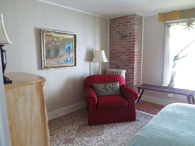 Arm Chair, Guest Room