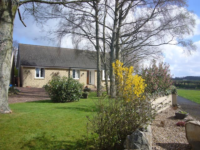 Rural accommodation 3 miles from Kelso - Kelso