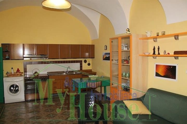 Townhouse in Sicily - Casa Arcuri