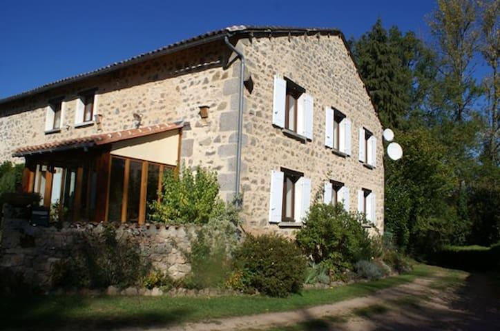 La Roderie, Dordogne/Perigord - Abjat-sur-Bandiat - Casa