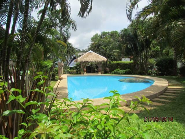 Kingsacre Butterfly Villa Twin Bedded room - Thalang - Villa