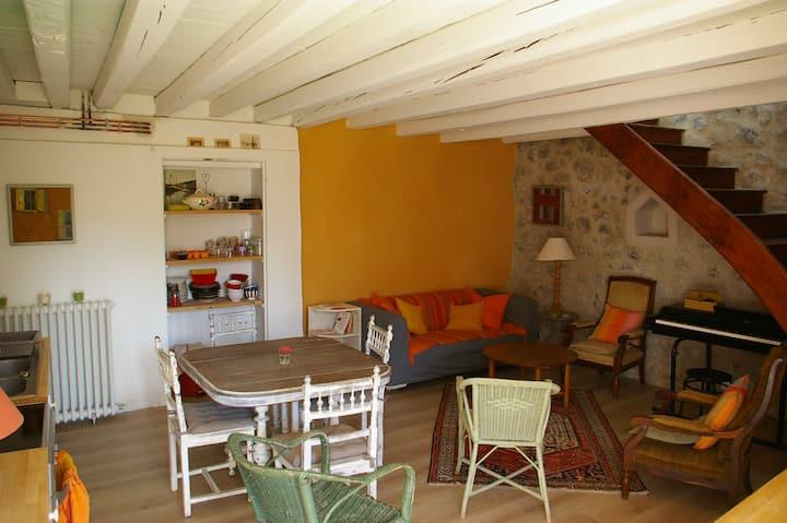 Duplex dans maison paisible près de Grenoble