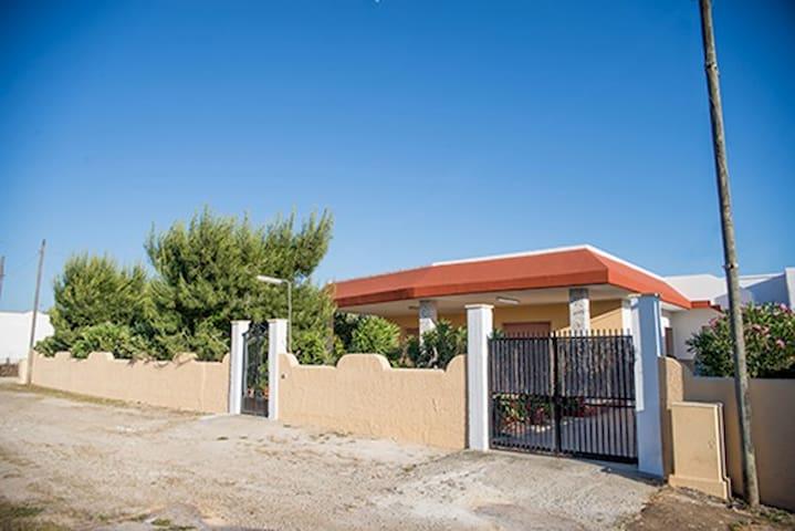 Appartamento indipendente vacanza - Porto Cesareo - Appartement
