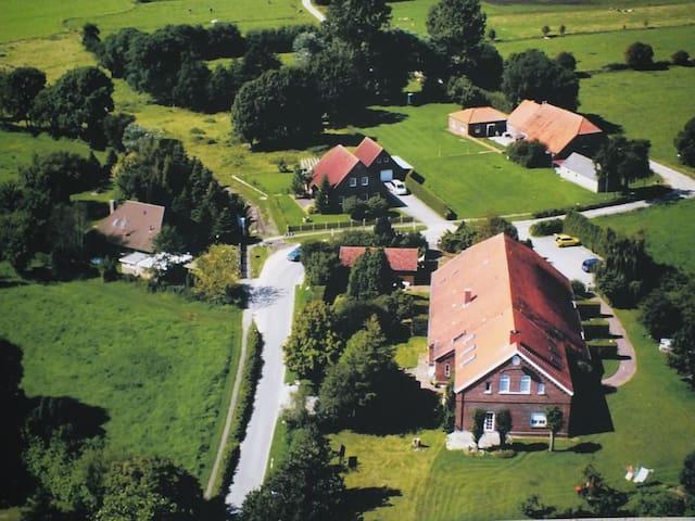 Ferienhof-Fasaneneck - Holtgast - 公寓