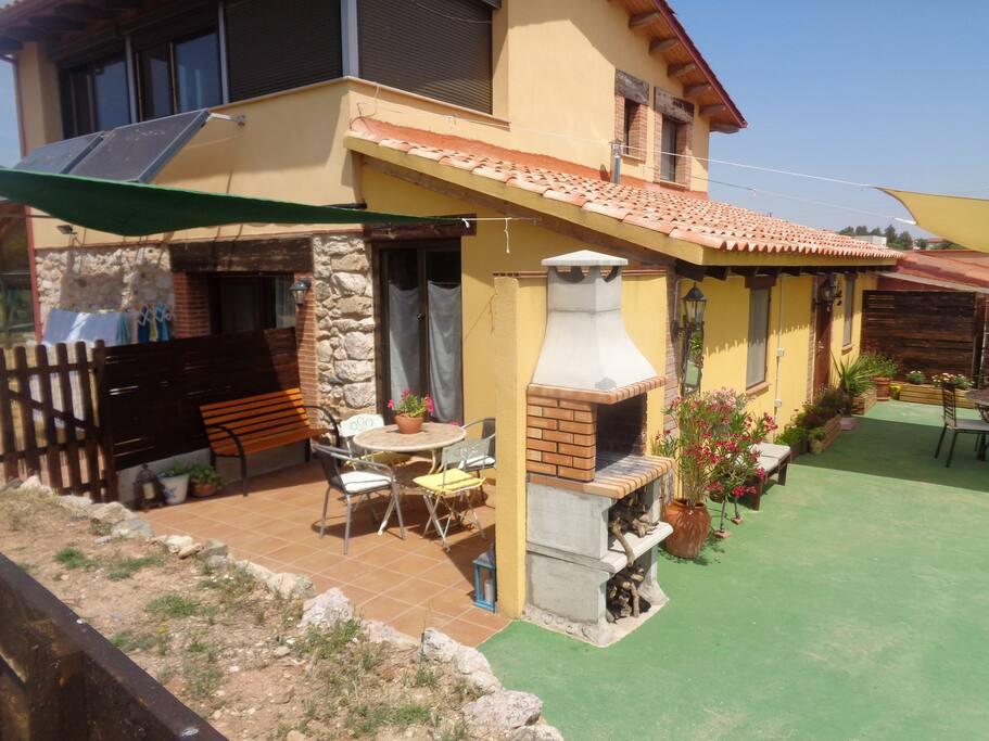 Segunda terraza