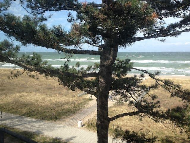 Ferienwohnung am Ostseestrand - Warnemünde