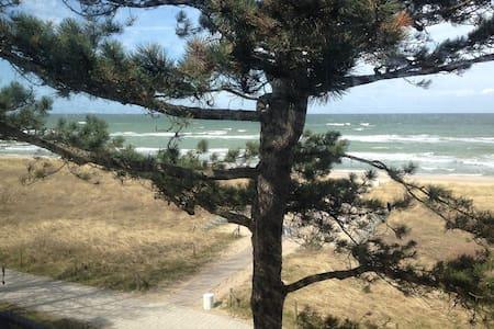 Ferienwohnung am Ostseestrand