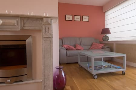 Studio near marina and city center - Oostende - Lakás