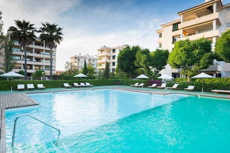 QUIET OASIS CLOSE TO THE BEACH - Palma - Byt