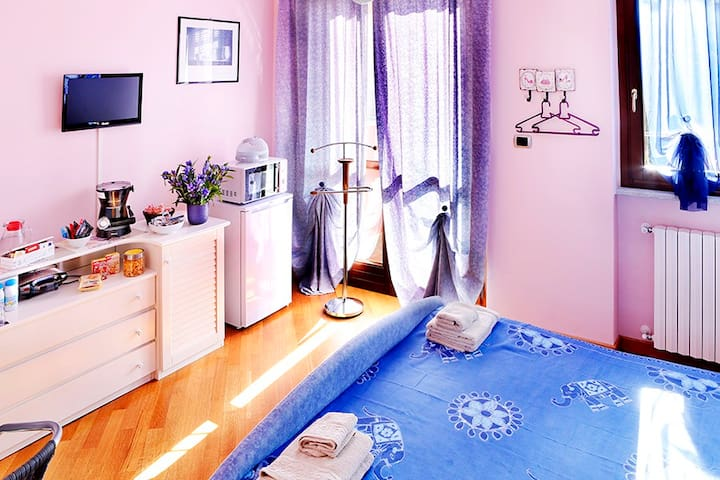 B&B Milù, Camera Lavanda - cuneo - Bed & Breakfast