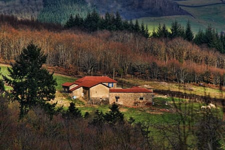Gite Le Bernachon Saint-Point - Saint-Point, Bourgogne - 独立屋