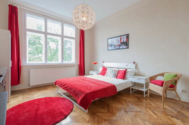 Le petit beauté by Buda Castle - Boedapest - Appartement