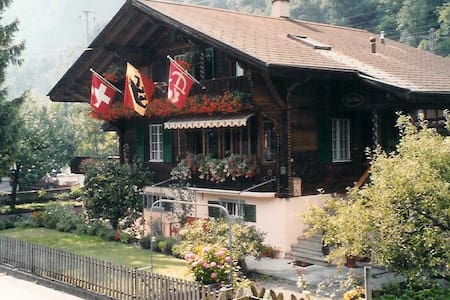 Swiss Chalet Erika - Interlaken /R'berg (Lakeview) - Ringgenberg