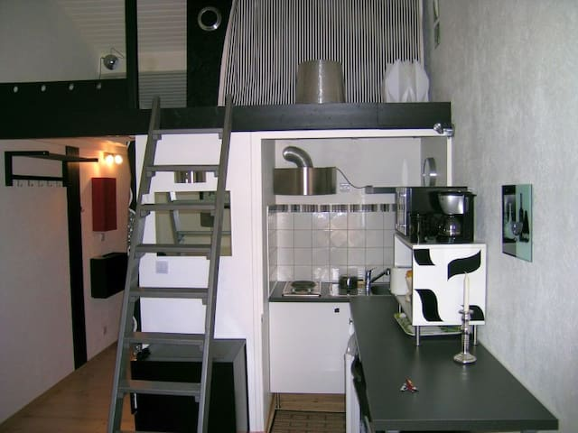 Duplex - Metro Arènes