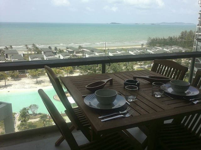 Condo on the beach Kho Samet view - Kram - อพาร์ทเมนท์