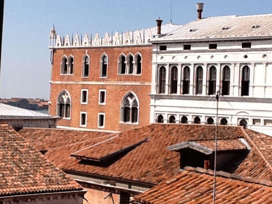 Venise place de san marco appartements louer venise for Appartement san marco design venise