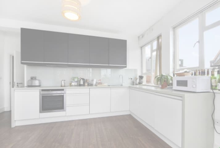 Very bright and Modern flat - London - Apartment